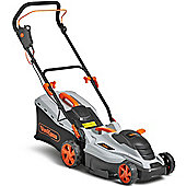VonHaus 1600W Lawnmower - 50L Grass Collection Box