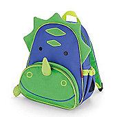 Skip Hop Zoo Kids' Backpack, Dinosaur