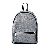 F&F Metallic Micro Backpack