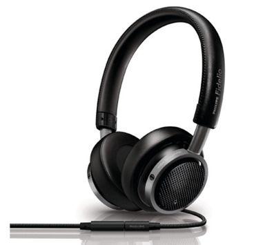 Philips M1 Kopfhoerer mit Buegel Hi-Fi headphones M1/00