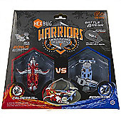Hexbug Warrior battle arena