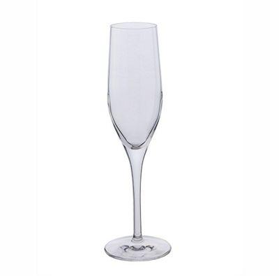 Dartington Crystal Debut Champagne Flutes Glasses Gift Set of 4