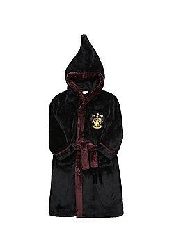 Warner Bros. Harry Potter Gryffindor Dressing Gown - Black