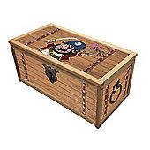Wooden Toy Box Storage Box for Kids Children - Pirate