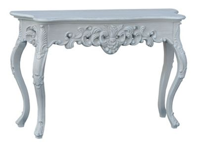 Antique Taupe table