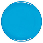 Picnic PP Plate Turquoise 4 pk