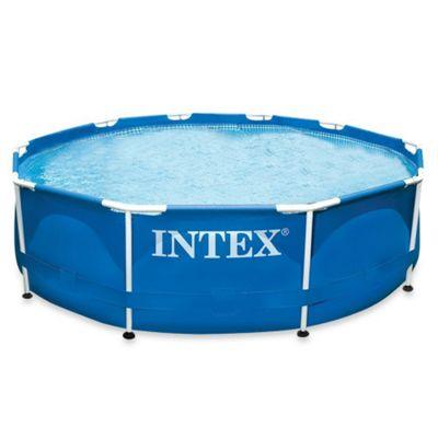 Buy Intex Metal Frame Pool 10ft x 30\