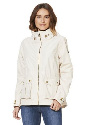 Regatta Nardia II Waterproof Jacket Vanilla 16