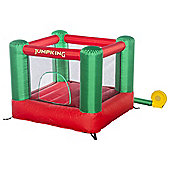 Jumpking Bouncy Castle House 6.25ft X 6ft X 5ft