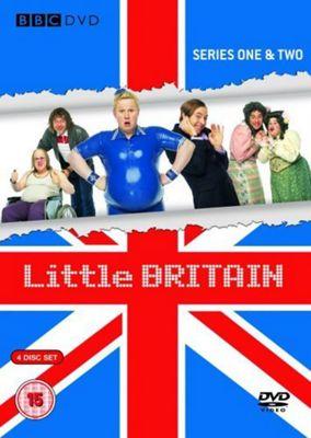 Little Britain - Series 1 & 2 (DVD Boxset)