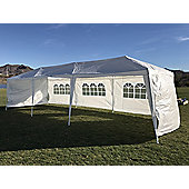 Palm Springs 3 X 9M Gazebo/Party Tent/ Marquee With 5 Panels