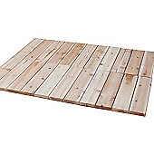 Floor for Whacky Ranch and Crooked Cottage Children's Wooden Playhouses