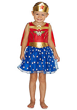 DC Comics Justice League Wonder Woman Dress-Up Costume - Multi