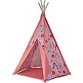 Teepee Play Tent - Pink