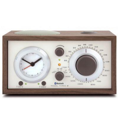 Tivoli Model Three BT Radio Walnut/Beige