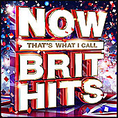 Various Artists NOW Brit Hits 3CD