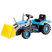Tractor With Loader - Toys