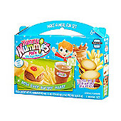 Yummie Nummies Make-A-Meal Fun Set - Hamburger and Fries