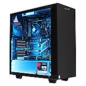 Cube Jaguar Elite VR Ready Gaming PC Core i7 Quad Core with Geforce GTX 1060 6Gb Graphics Card Intel Core i7 1000GB Windows 10 GeForce GTX 1060