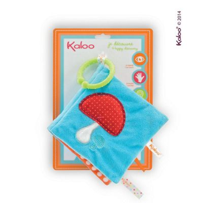 Kaloo Colours My First Tactile Fabric Book The Garden
