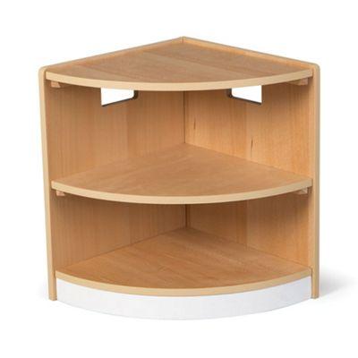 Tidlo Wooden Toddler Corner Unit - Pretend Play