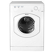 Hotpoint TVHM80CP Vented Tumble Dryer, 8Kg Load, C Energy Rating, White