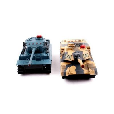 Fighting Infrared RC Tanks