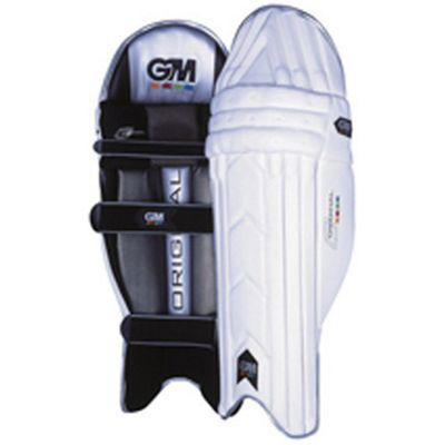 Gunn and Moore Original Cricket Batting Pads Legguards OS Mens LH