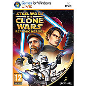 Star Wars - The Clone Wars - Republic Heroes