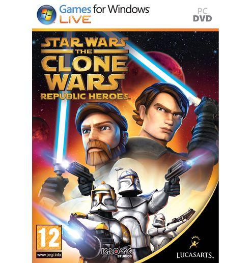 Star Wars - The Clone Wars - Republic Heroes