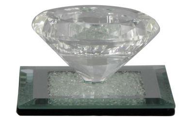 Diamond Crush Small Tealight Holder