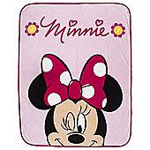 Minnie Mouse Fleece