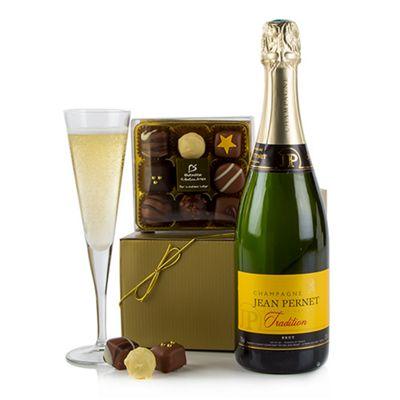 Champagne & Chocolates