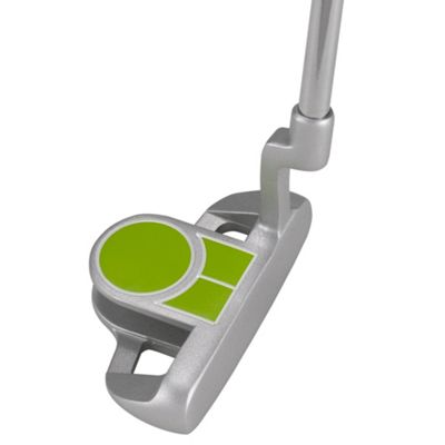 Young Gun Zaap Junior Kid Golf Right Hand Putter Green Age 12-14