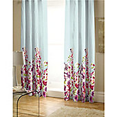 Catherine Lansfield Meadow 66x72 Cotton Rich Curtains Fully Lined Curtains 168x183cm Multi