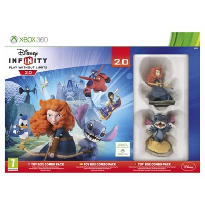 Disney Infinity 2.0 Classics Toy Box Xbox 360