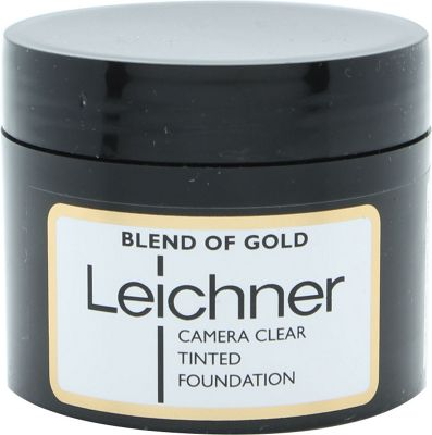 Leichner Camera Clear Tinted Foundation 30ml Blend of Gold