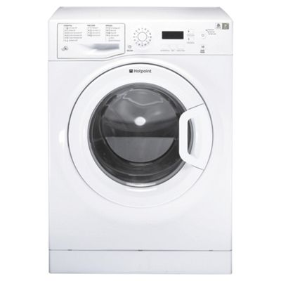 Hotpoint WMXTF842P Extra 8KG Washing Machine - White
