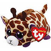TY - Teeny Tys Plush - Mabs the Giraffe