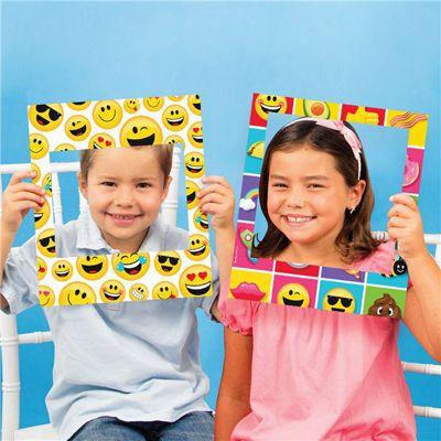 Show Your Emojions Photo Frames - 35cm