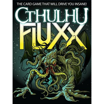 Cthulhu Fluxx - Games/Puzzles