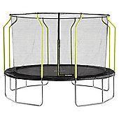Plum 14ft Wave Trampoline & Enclosure
