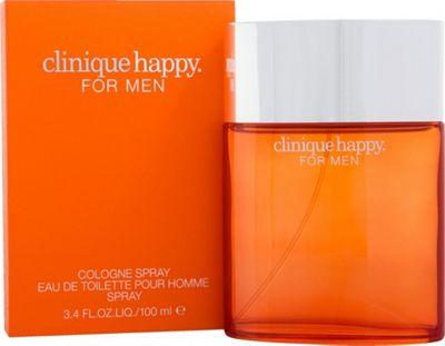 Clinique Happy Cologne Spray Eau de Toilette (EDT) 100ml Spray For Men