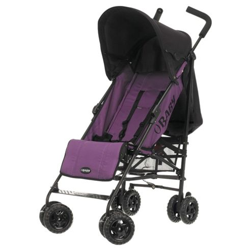 Obaby Atlas Stroller, Purple
