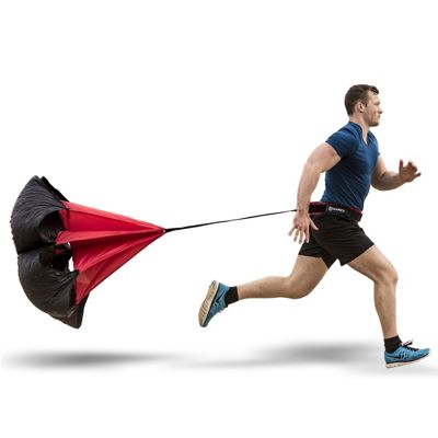 Marcy Running Resistance Parachute