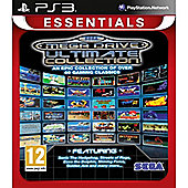 SEGA Mega Drive Ultimate Collection Game (Essentials) PS3