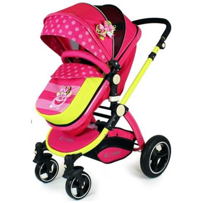 iSafe Limited Edition Pram System Pushchair (Mea Lux)