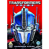 Transformers Prime - Season 1 Part 1 (Darkness Rising) DVD