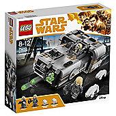 Lego Star Wars Tm Moloch'S Landspeeder? 75210