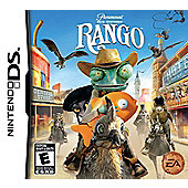 Rango - The Video Game - NintendoDS